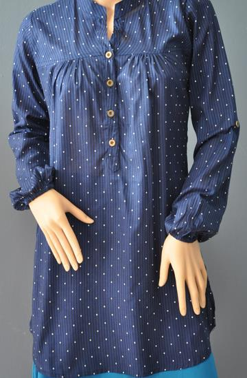 Cotton Blouse For Muslimah 8