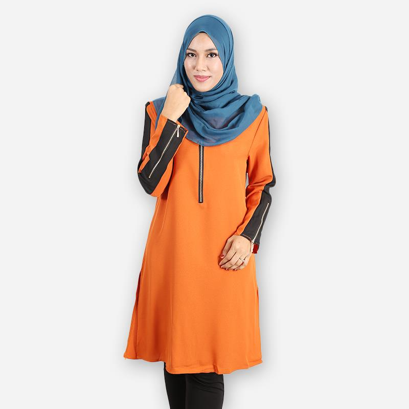 Muslimah Top Blouse - Blouse Styles