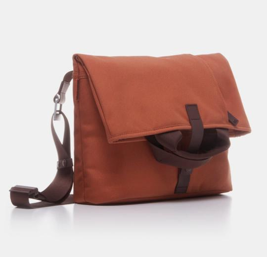 "blueLounge Eco Friendly Postal Bag - fit up to 13"" MacBook Pro - Rust"