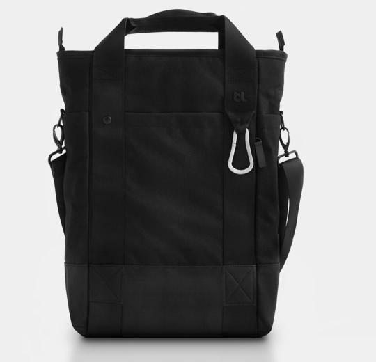 "blueLounge Eco Friendly Tote for McBook Pro 15"" - 17"" - Black"