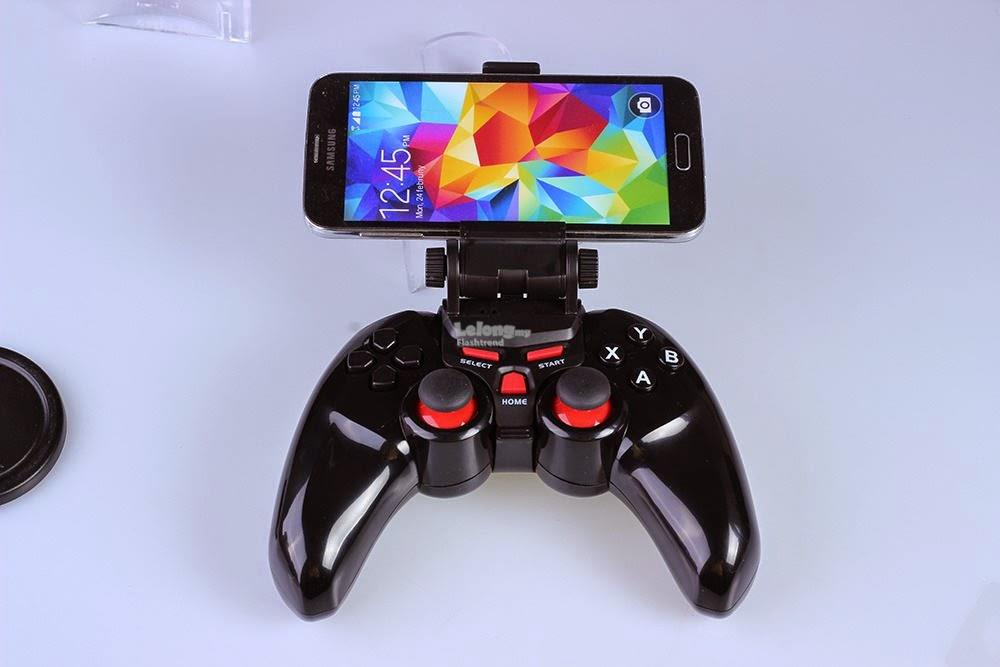 Bluetooth Joystick With Phone Holder (Free Shipping)