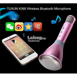 Bluetooth Karaoke Mic (Free Shipping)