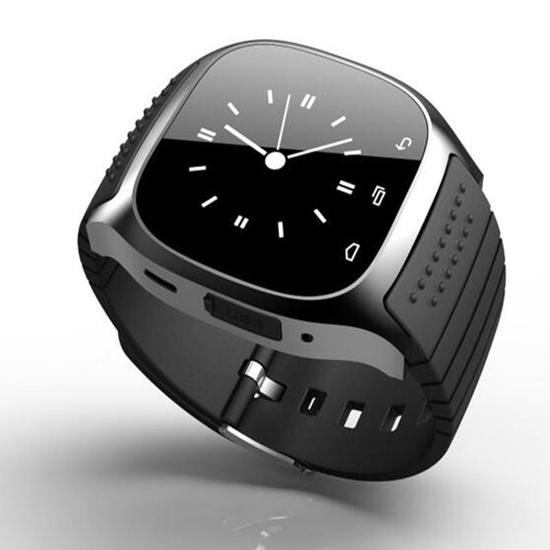Bluetooth MT6260  Smart Watch (Black) (White)
