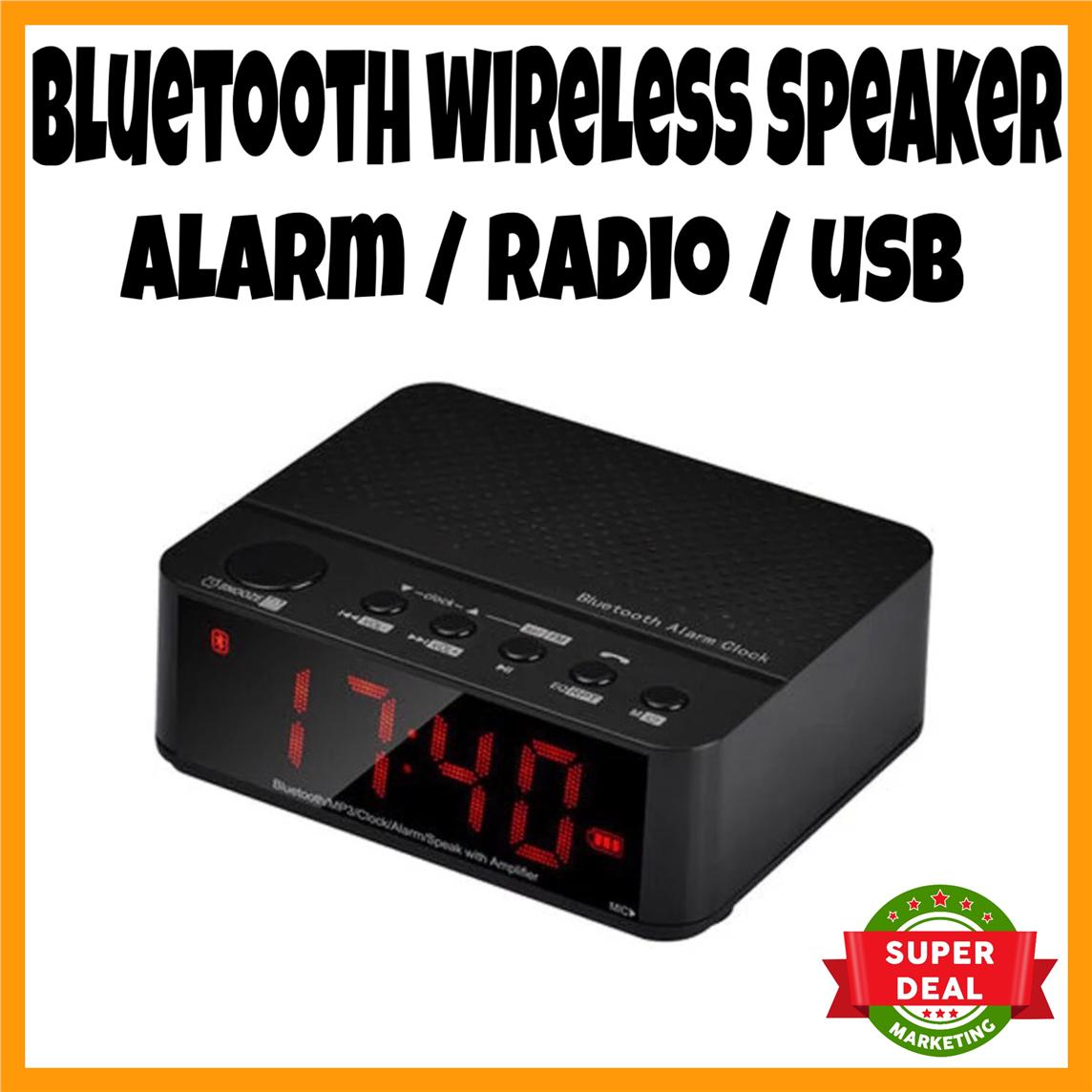 bluetooth speaker wireless with ala end 3 31 2018 11 15 pm. Black Bedroom Furniture Sets. Home Design Ideas