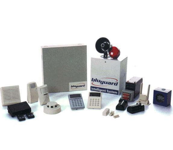 Bluguard Alarm System For Home/Office - Promotion Offer Package