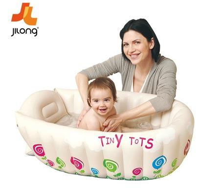 bm038 tiny tots inflatable baby bath end 8 6 2018 8 39 pm. Black Bedroom Furniture Sets. Home Design Ideas