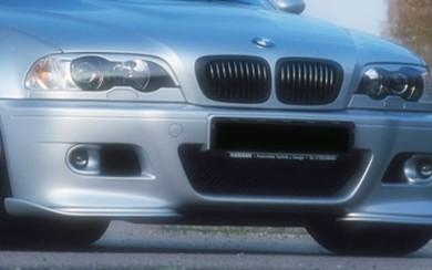 BMW 3 Series E46 `98-04  M3 Hamann Front Lip PUR [2pcs/set] [BM02-BK03