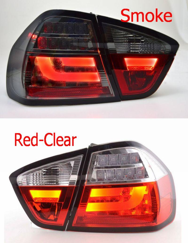 BMW 3 Series E90 05-08 LED Light Bar Tail Lamp