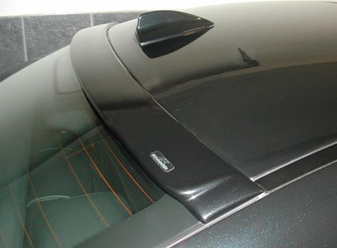 BMW 3 Series E92 '07 ACS Rear Roof Spoiler ABS With Sticker