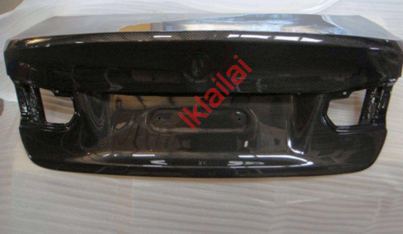 BMW 3 Series F30 '12 Rear Trunk /Boot CSL Style With Real Carbon fiber