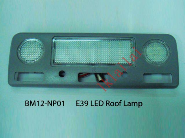 BMW 5 Series E39 `95-02 LED Room / Roof Lamp White [1pc]