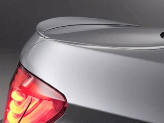 BMW 5 Series F10 `10 M5 Style Rear Trunk Spoiler PUR [F10-SR02-U]