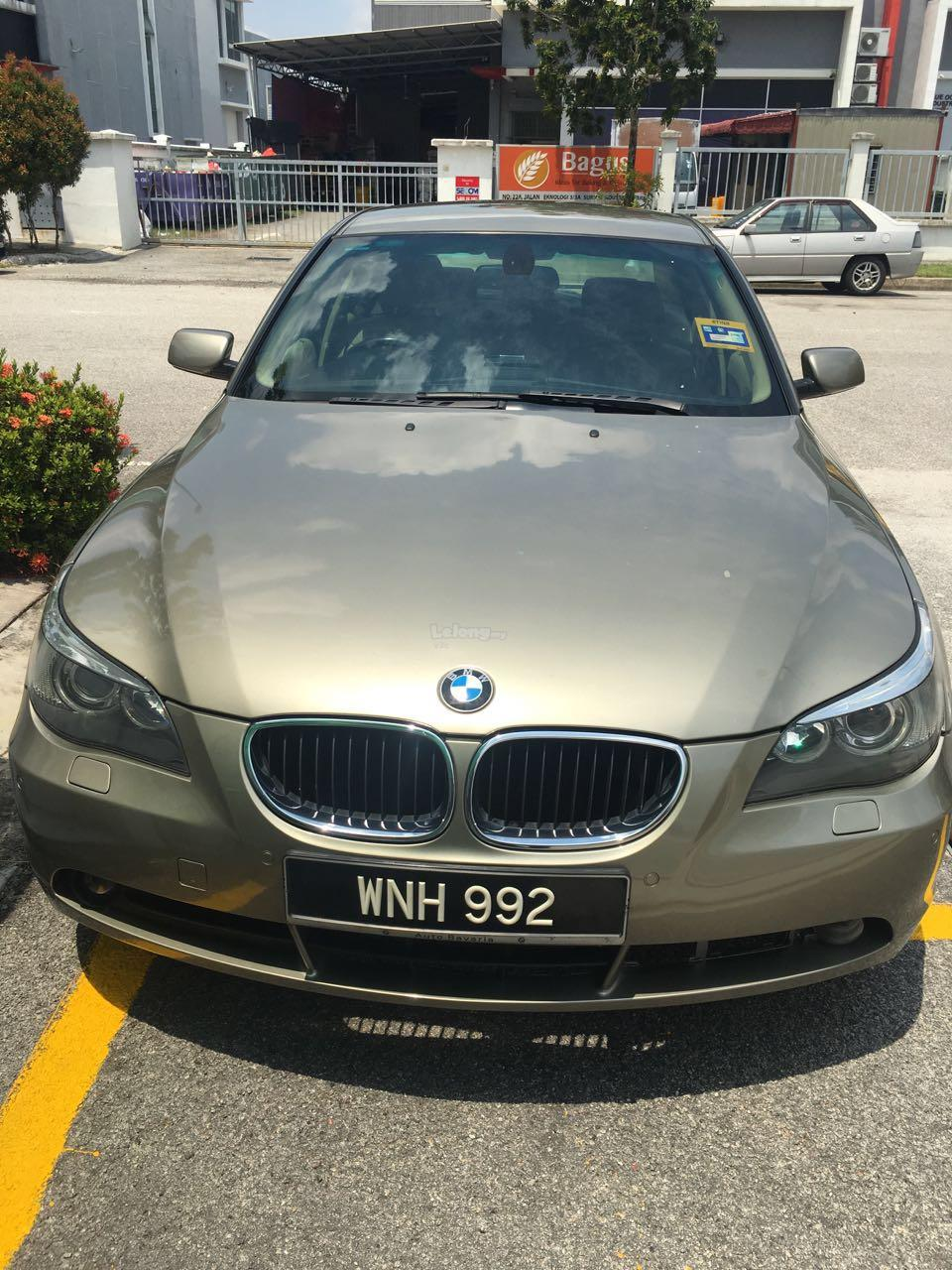 bmw 523 kuala lumpur end time 10 15 2016 3 15 pm. Black Bedroom Furniture Sets. Home Design Ideas