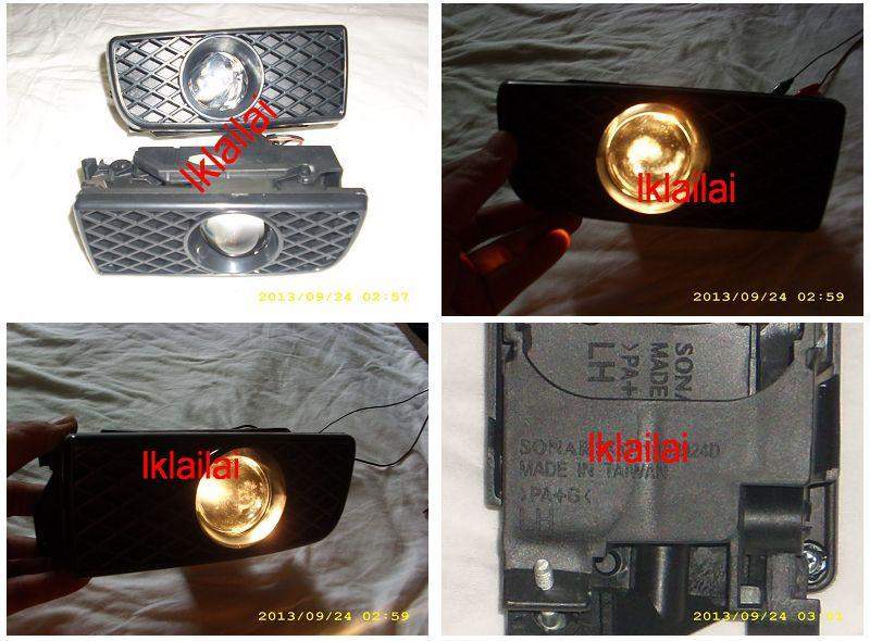 BMW E36 '91-97 Projector Fog Lamp