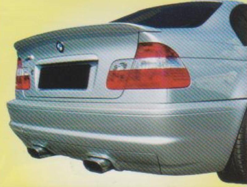 BMW E46 '00-05 M3 REAR BUMPER