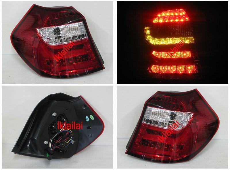 BMW E87 '04 Full LED Tail Lamp + Signal LED