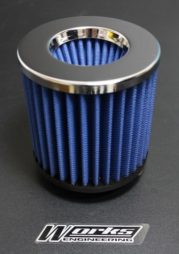 BMW E90 320 L4 (ROUND TYPE) WORKS ENGINEERING Drop In Air Filter