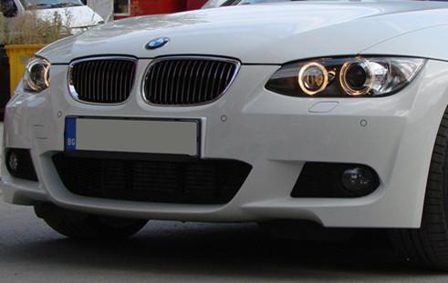 BMW E92 '07 M-TEK Full Set Body Kit [Front+Rear Bumper+Side Skirt]