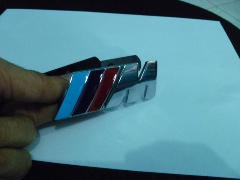 Bmw M Color Grill