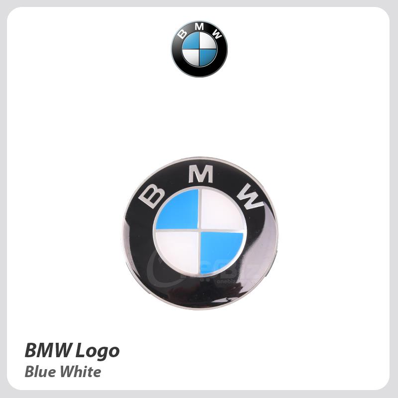 BMW Logo - Blue White