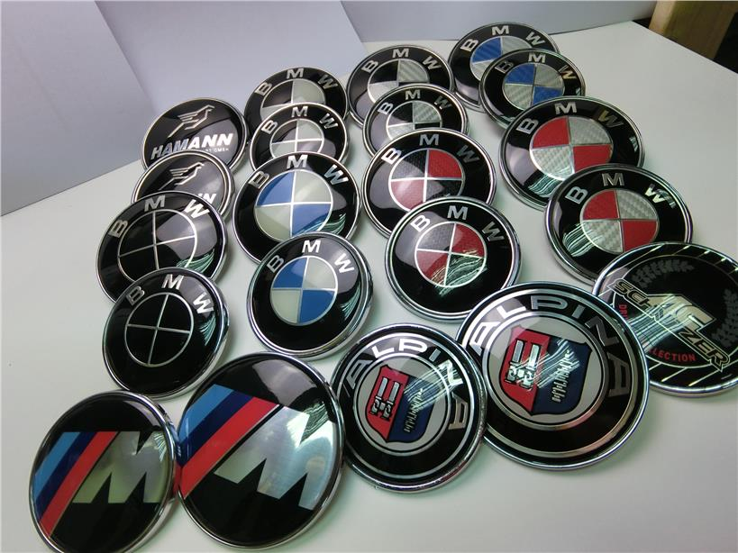 BMW Logo Emblem (Many Design available)