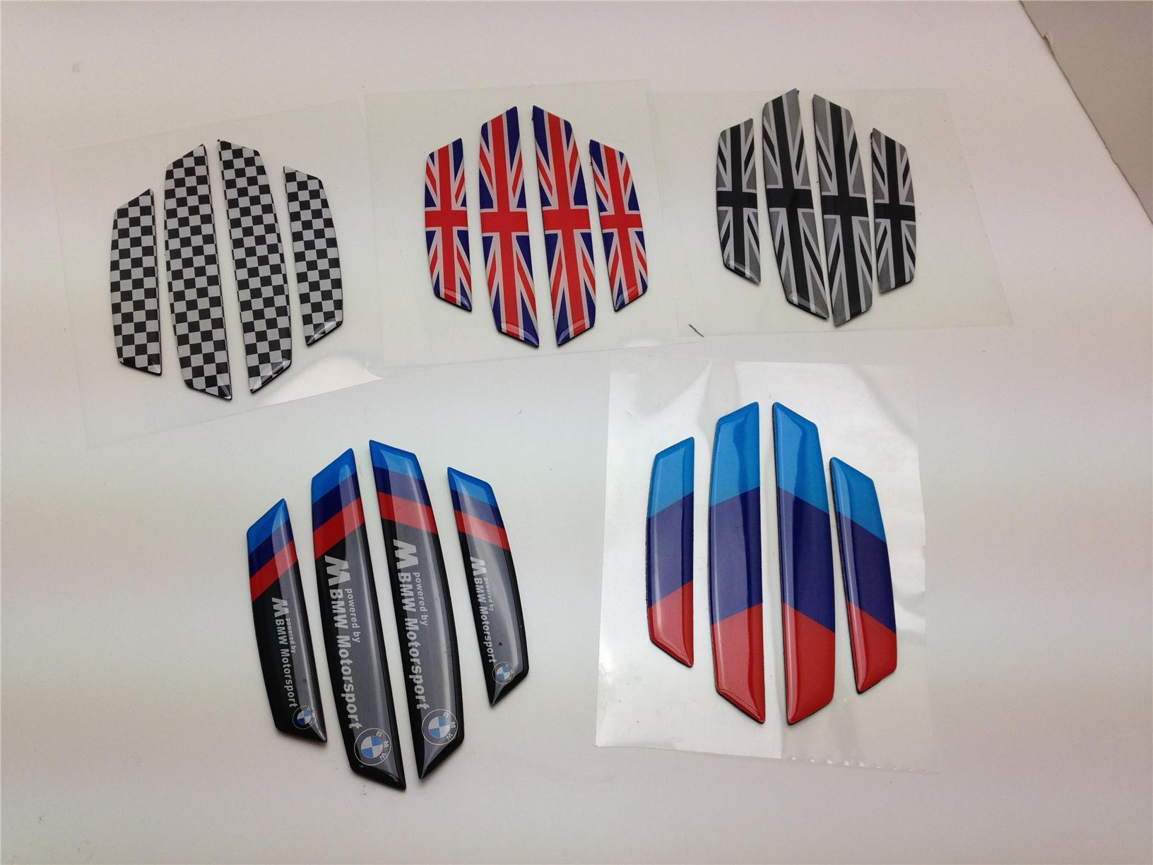 BMW M Sport MINI Cooper Countryman Union Jack Door Protector