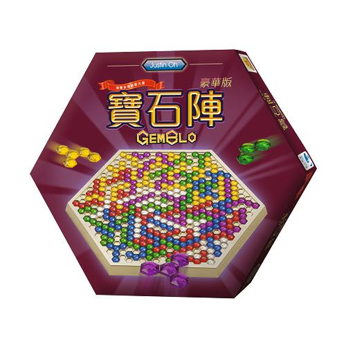 Board Game : Gemblo Deluxe