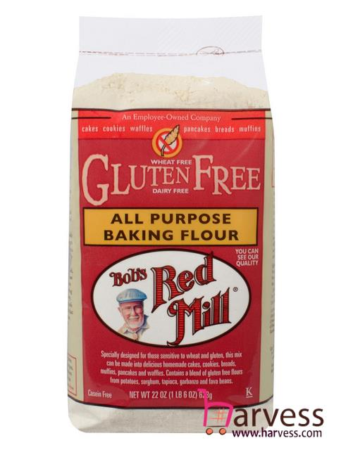 BOB'S RED MILL Gluten Free All purpose Baking Flour @ Harvess