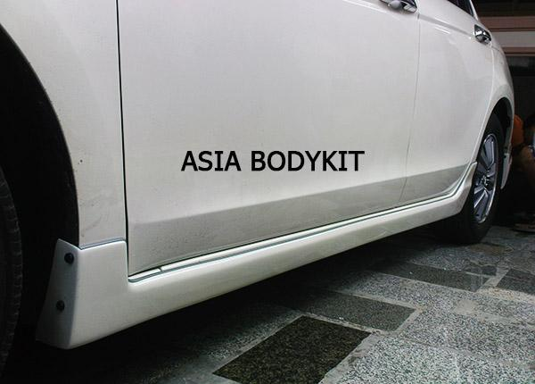 BODYKIT HONDA ACCORD 2008 2009 2010 MODULO BODY KIT