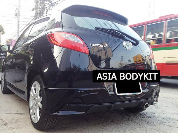 BODYKIT MAZDA2 FIREWALL 5D,HATCHBACK FIREWALL BODY KIT