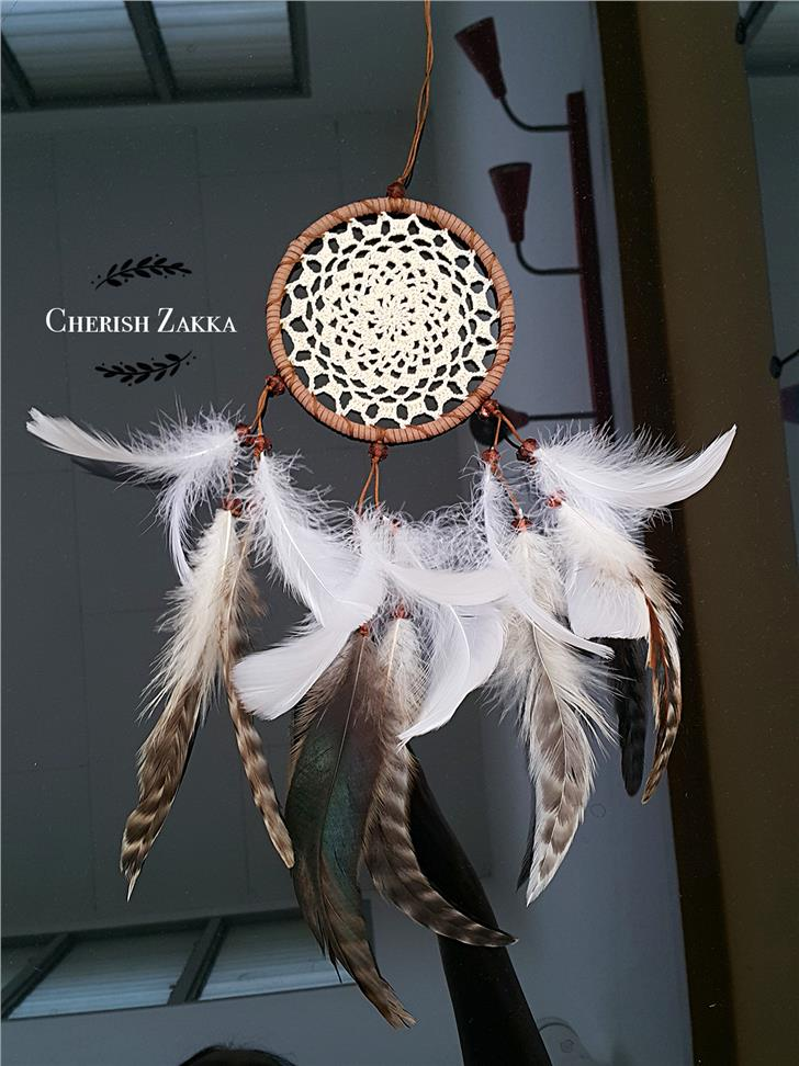 Bohemian Style Handmade Dream Catcher /Dreamcatcher /Wall Decor