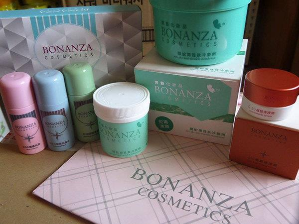 BONANZA Syn-Ake Anti-Wrinkle Membrane Special Set 6in1