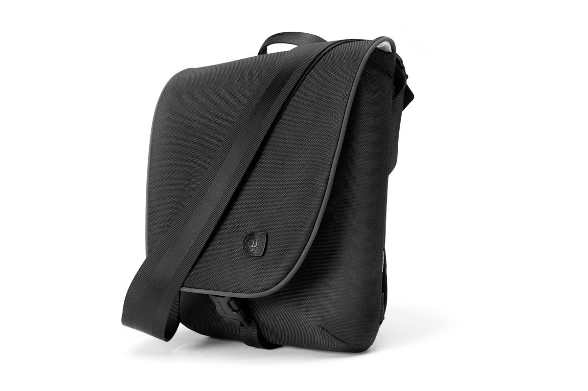 BOOQ Boa courier iPad bag for All iPad - Graphite