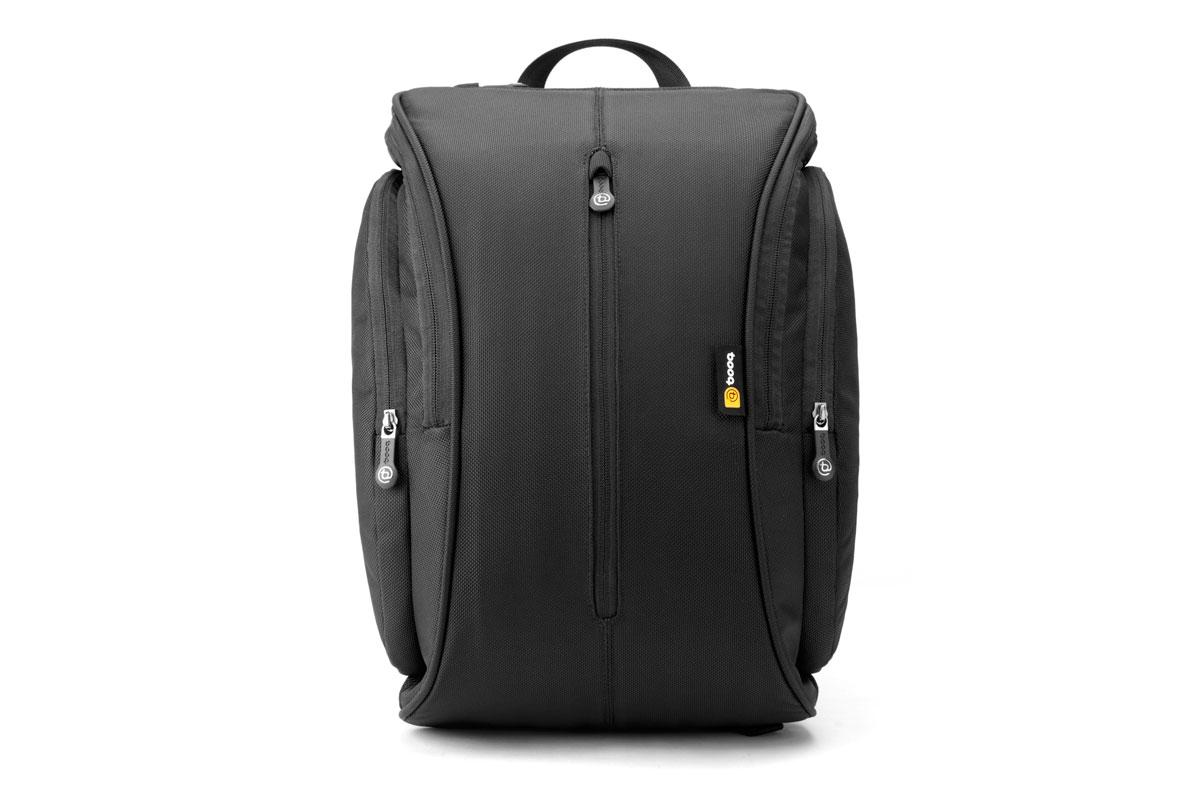 BOOQ Boa squeeze laptop backpack for MacBookPro 13'-15' -Graphite