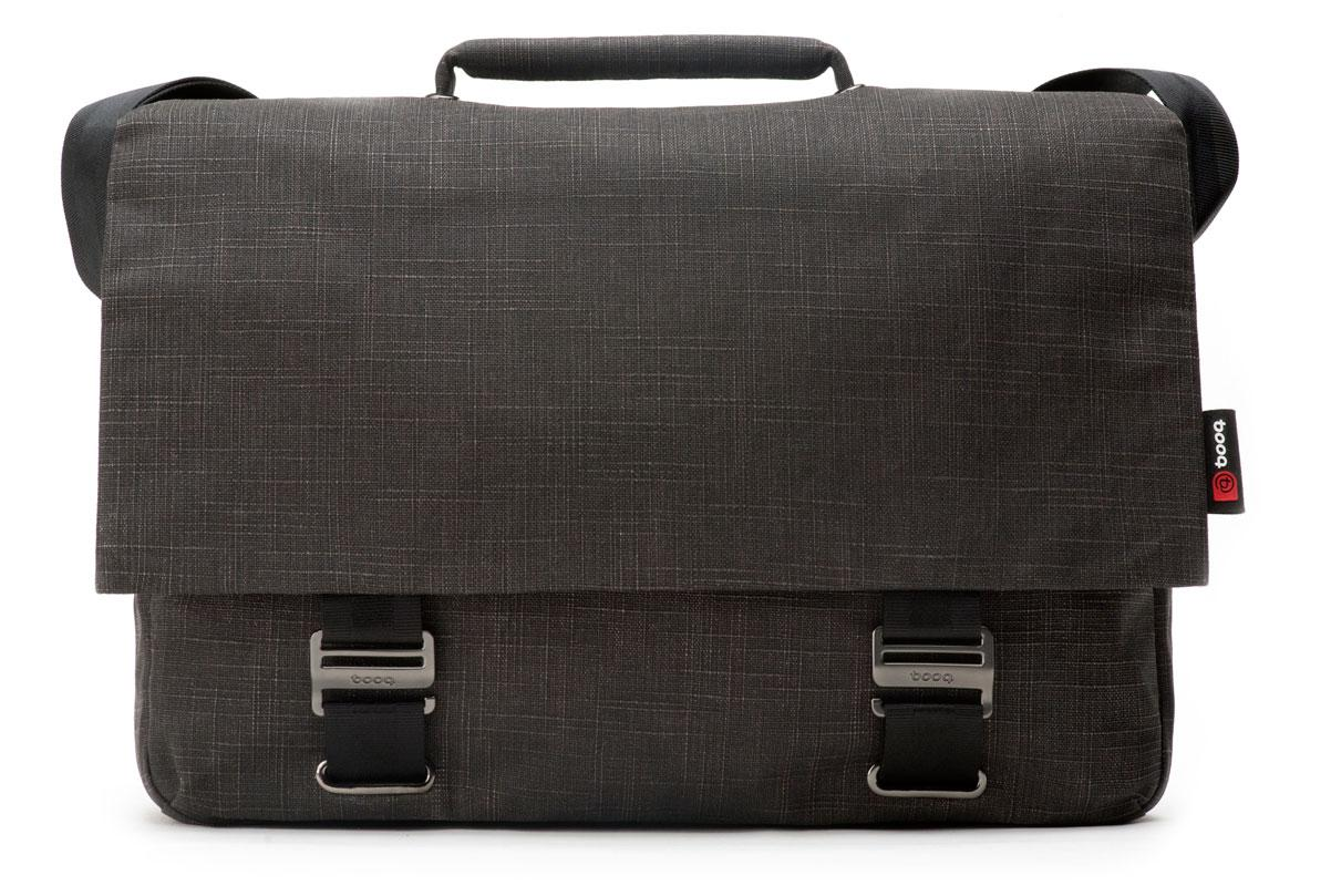 BOOQ Mamba courier 15 for MacBook 15' - Black