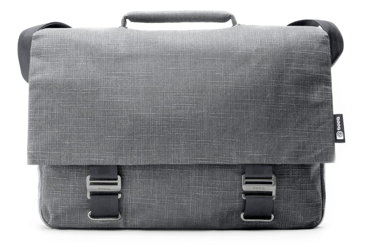 BOOQ Mamba courier 15 for MacBook 15' - Gray