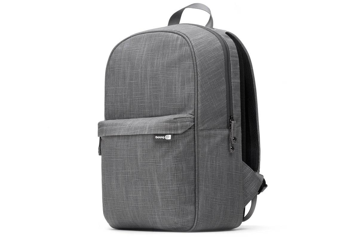 BOOQ Mamba daypack for MacBook 15' - Gray
