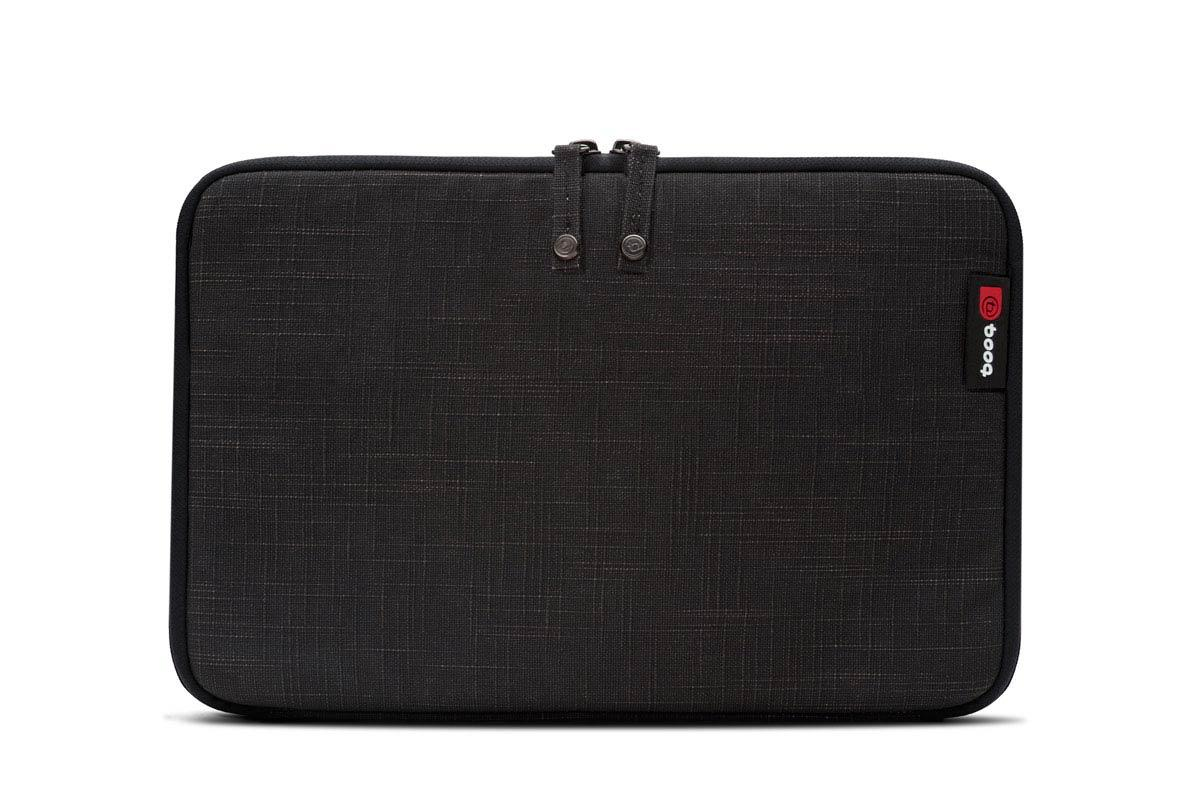BOOQ Mamba sleeve 11 for MacBook 11' - Black