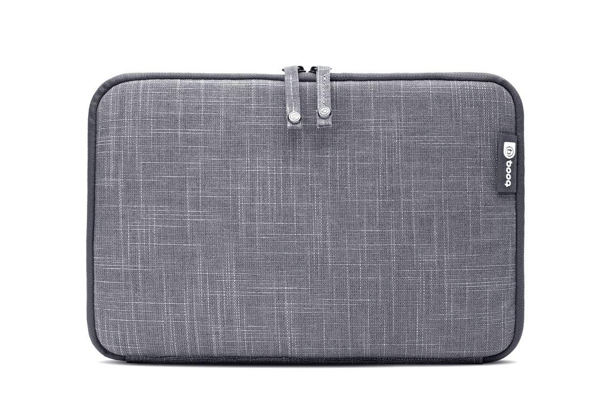 BOOQ Mamba sleeve 11 for MacBook 11' - Gray