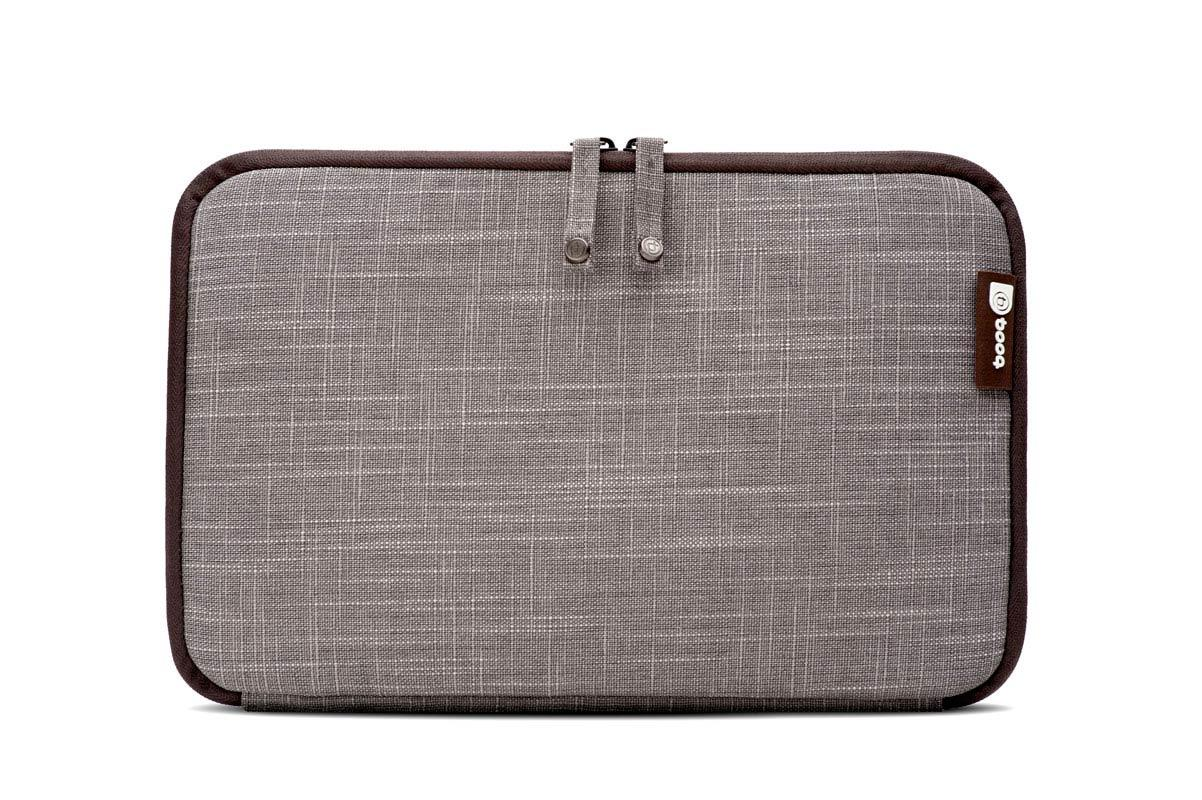 BOOQ Mamba sleeve 11 for MacBook 11' - Sand