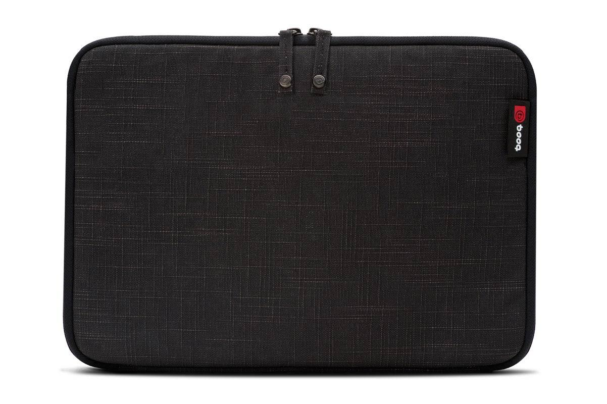 BOOQ Mamba sleeve 13 for MacBook 13' - Black