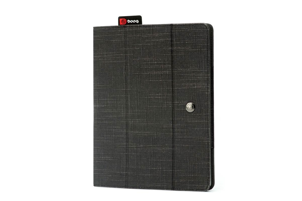 BOOQ The new Folio Case For New iPad - Black