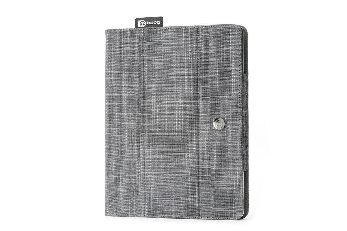 BOOQ The new Folio Case For New iPad - Gray