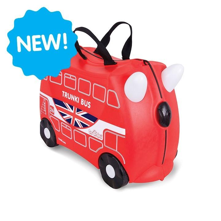 Boris the Bus Trunki Authorized Retailer 100% Authentic