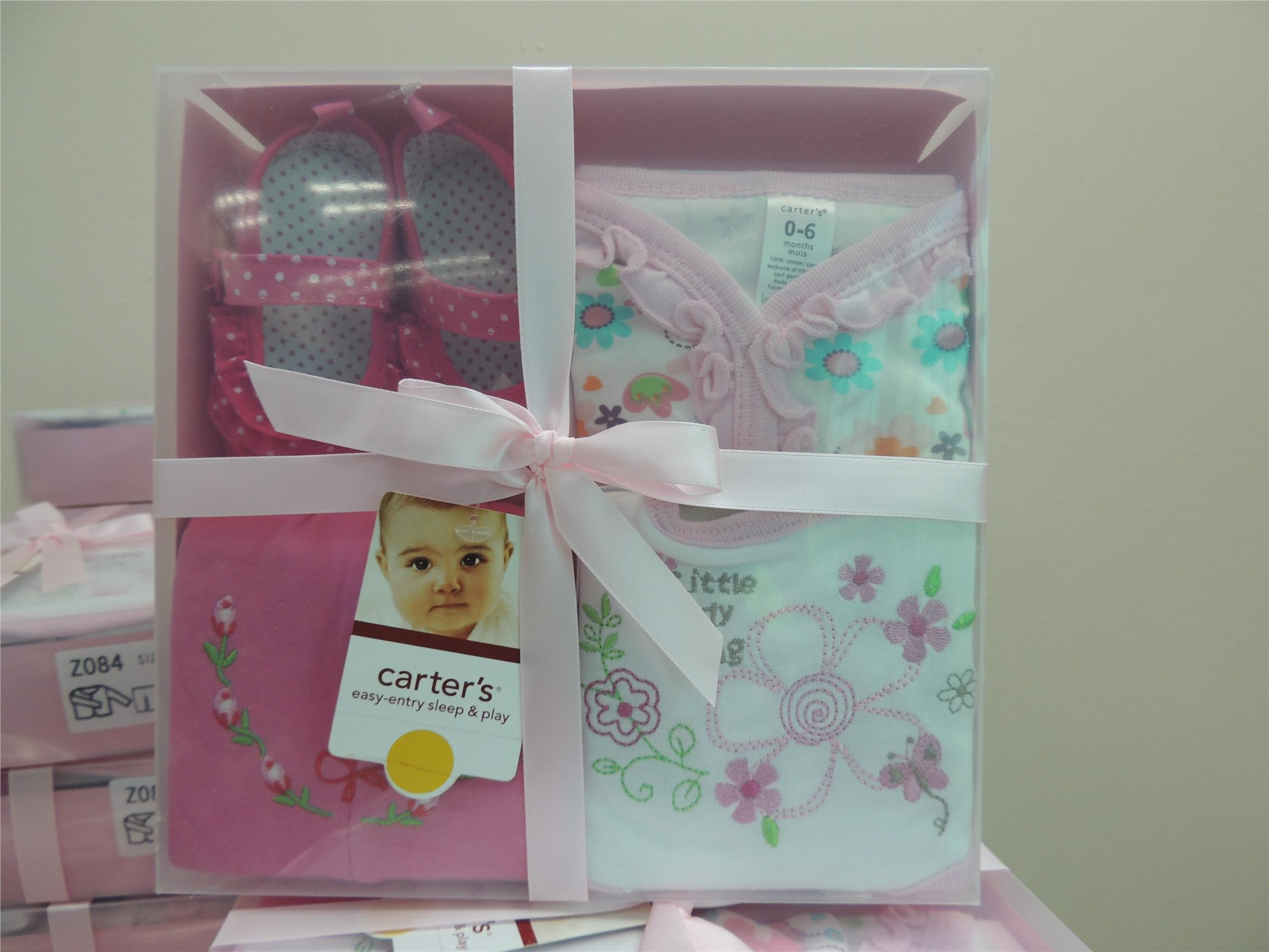 NEW BORN BABY 4PCS GIFT SET