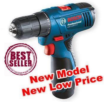 bosch 10 8v cordless drill gsr 1080 end 7 17 2015 4 15 pm. Black Bedroom Furniture Sets. Home Design Ideas