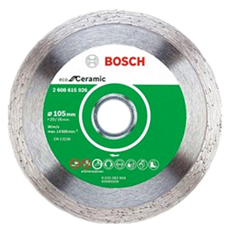 "[New] Bosch 4"" Eco Ceramic Diamond Cutting Disc 2608615026"
