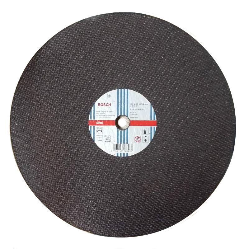 [NEW] Bosch Cutting Disc for Metal 16'x3.6x25.4mm