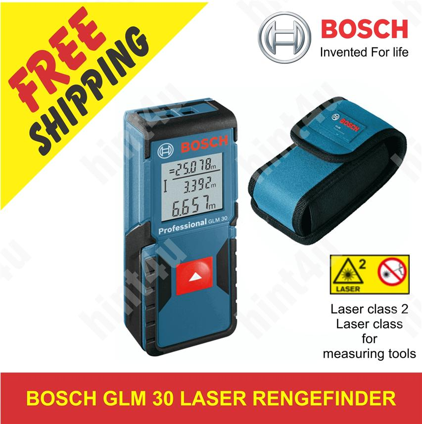 bosch glm 30 laser rengefinder end 3 31 2018 6 15 am. Black Bedroom Furniture Sets. Home Design Ideas