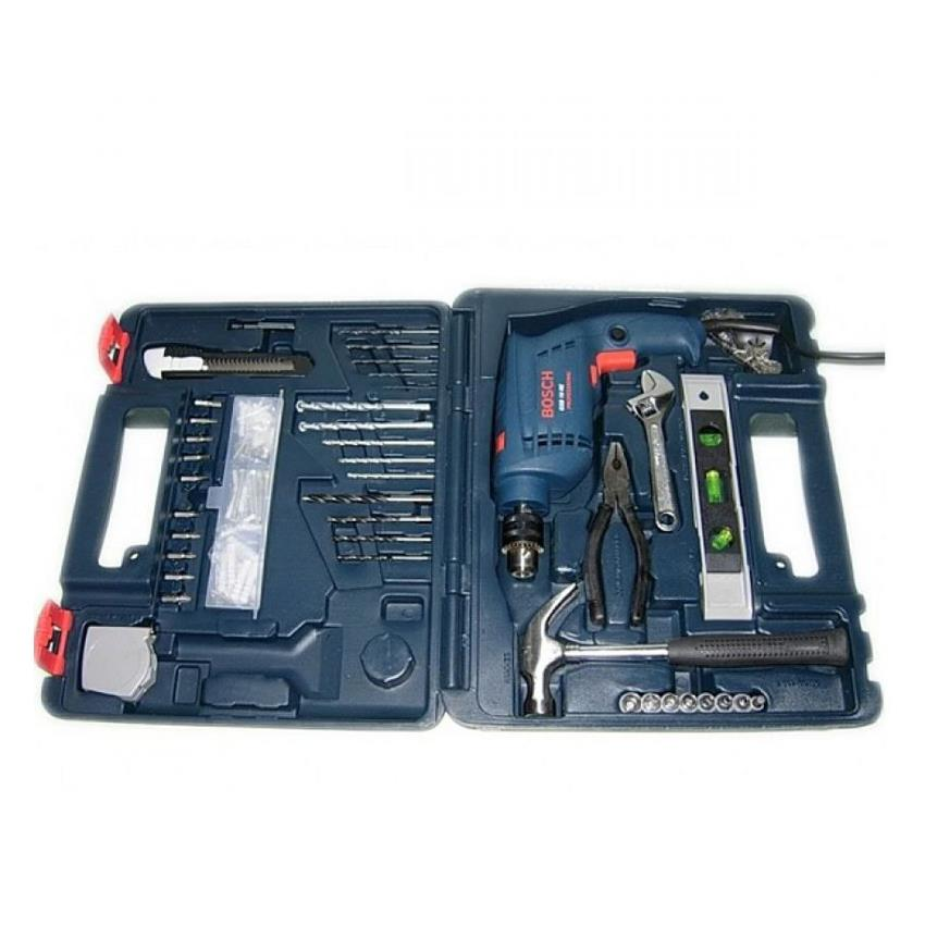 bosch gsb 10 re impact drill set 10 end 10 23 2016 9 15 am. Black Bedroom Furniture Sets. Home Design Ideas
